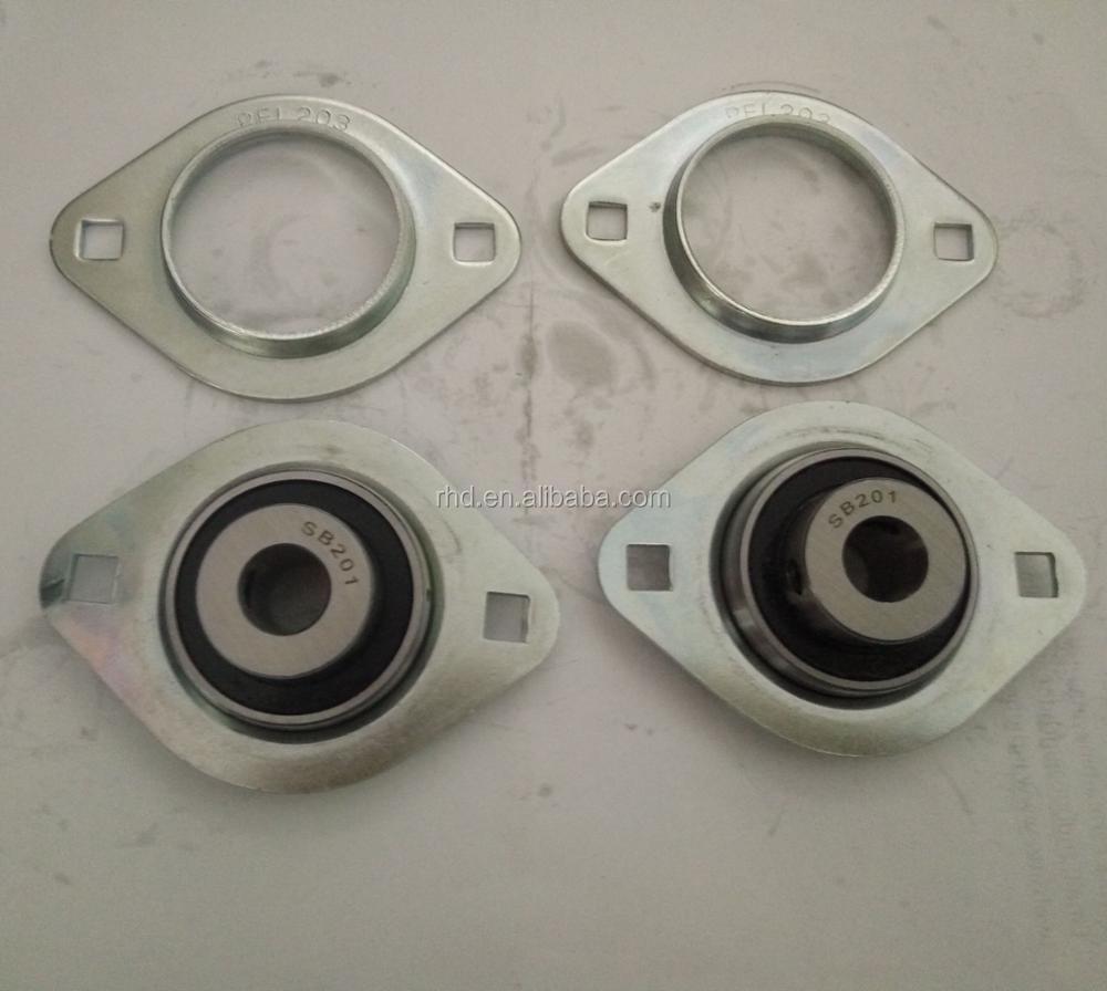 """FYH Bearings SBPFL205-15 15//16/"""" Stamped steel Flanged"""