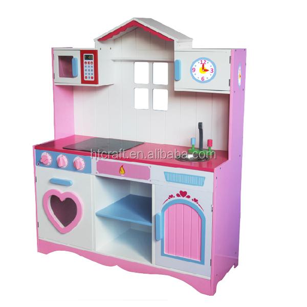 113 100 32cm k hlschrank und schr nke holz spielk che f r kinder ber 3 jahre alt mit abs. Black Bedroom Furniture Sets. Home Design Ideas