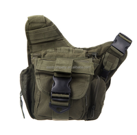 Waterproof Sport Travel Bags Molle Tactical Military Shoulder Strap Bag Pouch Nylon Camera Cross Body Backpack Waist Bag