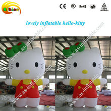 hello kitty giant inflatable for advertising
