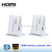1 Years Warranty Powerline HDMI Extender Wireless