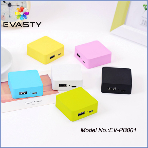 (Private) mold new arrival high level mobile power bank universal mobile cell phone battery charger with gift crystal box