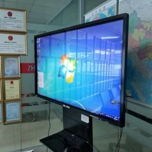 55 inch Super Slim Android Network LCD Wall Digital Signage Solution