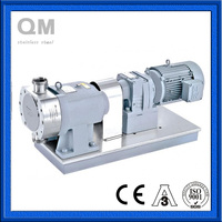 DIN Rotary Lobe Pump With Heat Controller