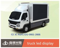 outdoor advertising led mobile stage truck for sale free video