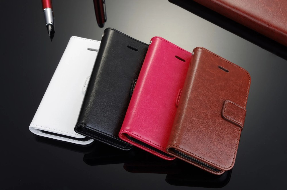 Gliiters flip leather back cover case for iphone 4s 4 case cover phone accessories mobile wholesale