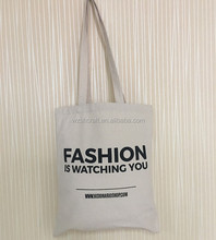 Customized Cotton Canvas Tote Bag /Cotton Bags Promotion / Recycle Organic Cotton Tote Bags Wholesale