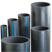 Light Weight 10KG PE 80 100 Grade SDR 26 Pressure 8 12 inch HDPE Pipes
