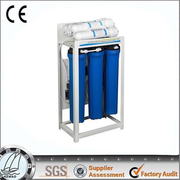 100/150//200/300/400/600g Commercial Pure Water Machine Ro Reverse Osmosis Business Direct Drinking Machine