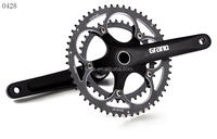 JTH05 alloy chainwheel bicycle crankset compstibility 9s/10s