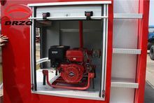 Promotion Price Size Of Mini Fire Fighting Truck