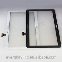 "Hot Sell! Alibaba Express OEM New Touch Screen Digitizer For Samsung Galaxy Note P600 P601 Black White 10.1"" 2014 Verison"