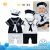 /product-detail/wholesale-children-clothing-summer-short-sleeve-cotton-high-quality-cool-sailor-adult-suit-organic-baby-romper-baby-clothes-2015-60400427318.html