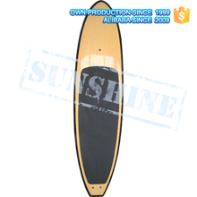 Stand up Board Bamboo SUP Stand Up Paddle Boards new 2016 bamboo SUP