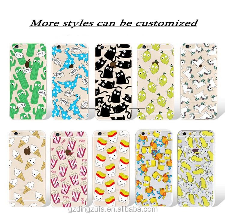 free sample printing Cute 3D Cartoon moving eyes soft plastic tpu phone case for LG V10