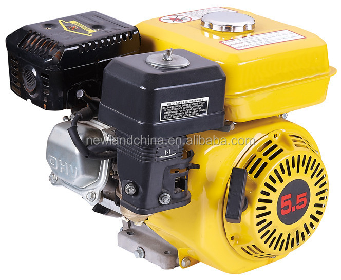 Air-cooled 4 stroke OHV single cylinder/168F 163cc 5.5HP Gasoline small engines cheap