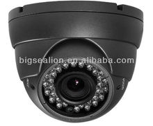 Infared 2.8-12mm IR Dome Camera Network 1080P IP Canera