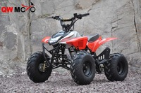 QWMOTO 125CC Cheap electric starting adult quad bike 4 wheeler atv for adult