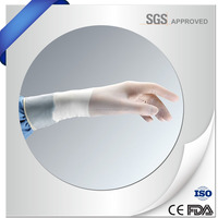 Changzhou Free samples Cheap latex examination surgical gloves
