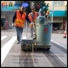 rib line road marking machine YHTQ-Z convex road marking machine