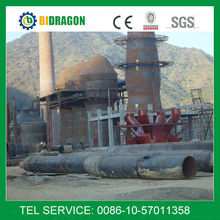 Iron making plant / puddling blast furnace / Sintering machine