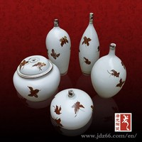 OEM factory selling art deco ceramic vases wholesale