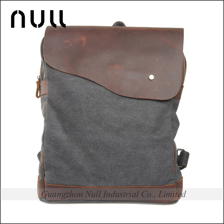 Full Grain Leather Men's Genuine Cowhide Leather <strong>Backpack</strong> For Men Travel <strong>Backpacks</strong>
