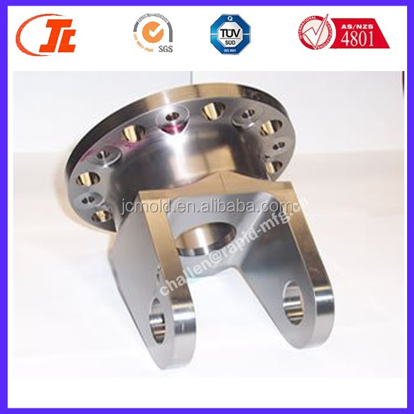 Custom made precision anodized aluminum 6061 t6 cnc auto machining <strong>parts</strong>