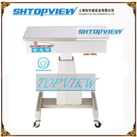 KP-6DT plastic inner drawer electrical lifting table motorized table elevating table