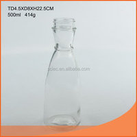 Special best sell glass milk bottle 3 oz