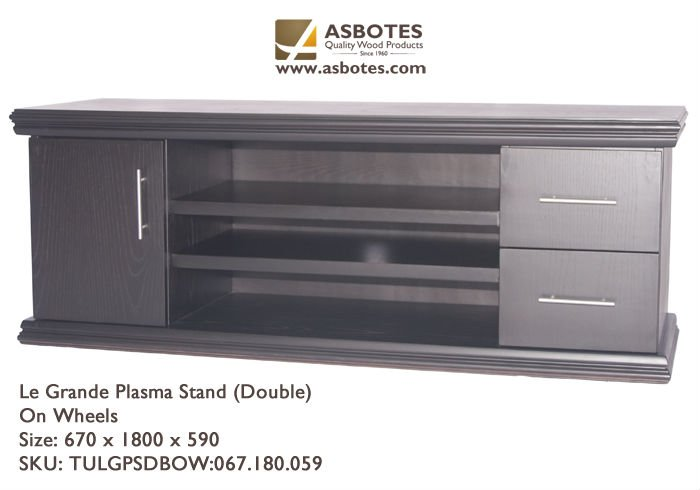 TV Stands - Entertainment Units Le Grande Plasma Unit