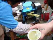 home use high performance Sugarcane juicer /small juice making machine/sugarcane juice making machine