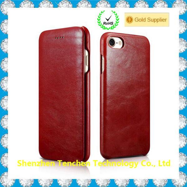 New design for iphone 6 leather case,mobile phone accessories