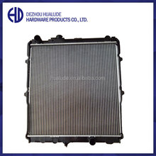 Alibaba suppliers high quality copper auto radiator