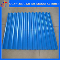 Galvalume Color Steel Roof Tile for House Roof Tiles