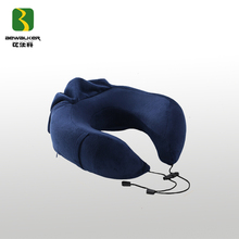 100% Polyurethane Memory Travel Foam Neck Support Pillow