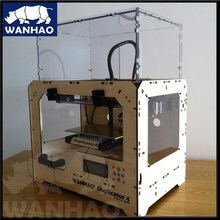dual extruder 3D printer use ABS and PLA material
