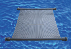 Swimming pool solar heater in Guangzhou