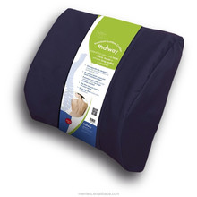 Lumbar Support Pillow Back Cushion for Lower Back Pain Relief