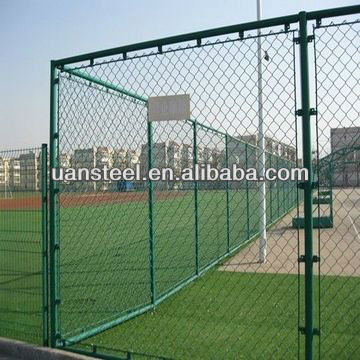 sell galvanized steel chain link fence for agricultual or high way use