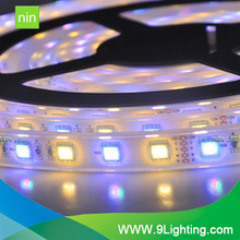 RGB rgb WS2801 led strip WS2801 WS2801c led 5050 RGB tape from original manufacturer