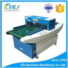 metal detector for detecting apparel textile industry