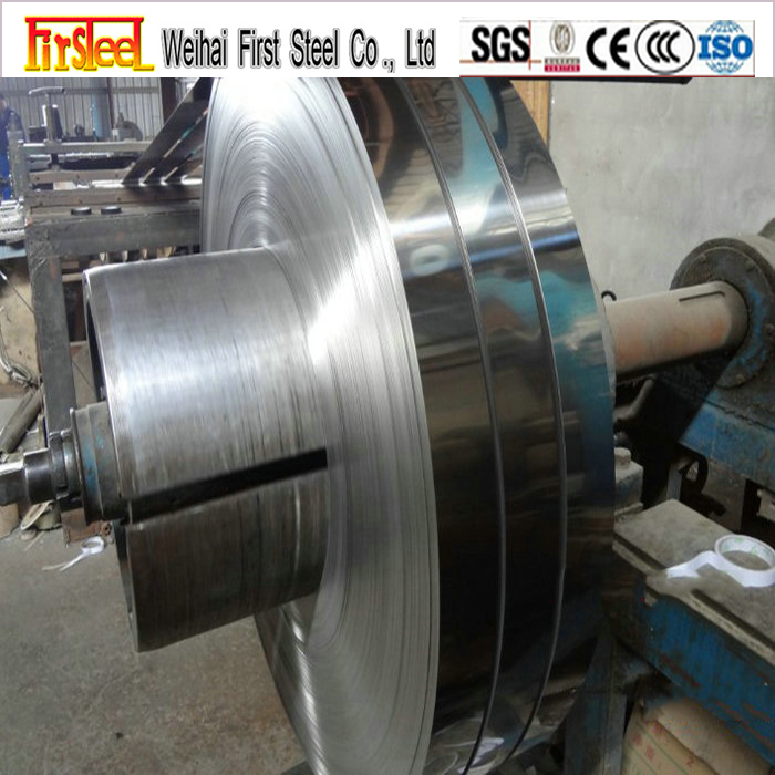 Narrow Cold Rolled Stainless Steel Coil/Belt/Strip