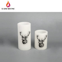 New design fashion low price figure candle