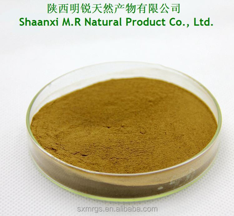 High Quality 100% Natural ISO standard Black Cohosh P.E .BLC-Tritepene2.5%,8%HPLC Black Cohosh Root Powdered Extract