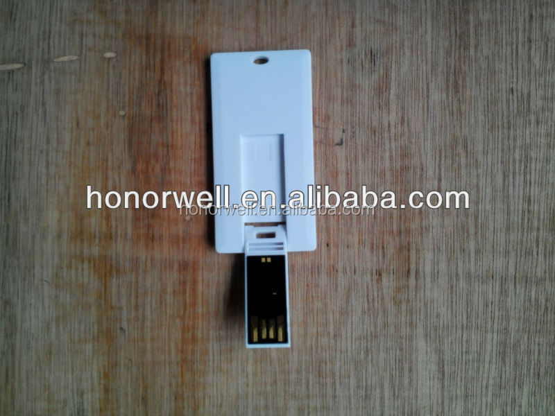 Small card usb flash key 2GB for hot sell free logo