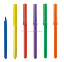 brush tip water drawing pen,washable ink for back to school gift
