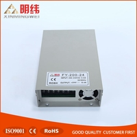Rain-proof switching power supply(FY-200-24)