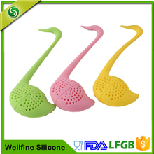 Loose Leaf Silicone Tea Infuser,Food Grade Silicone Tea Strainer Supplier