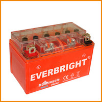 Used for motorcycle starting 12v 7ah self charging batteries